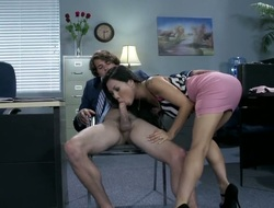 Asa Akira burns with desire before it comes to ass banging with Tyler Nixon