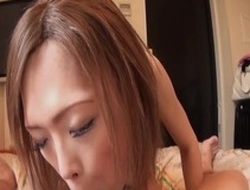 Incredible pornstar in amazing small tits, oriental porn scene
