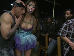 Favorite in Japan- Marica Hase comes to USA to get Drilled in PUBLIC for the FIRST TIME!!!!