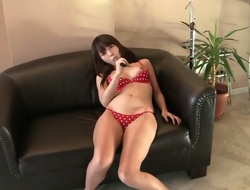 Fascinating asina chick Marica Hase pleases David Perry in amazingly sexy hardcore fuck session