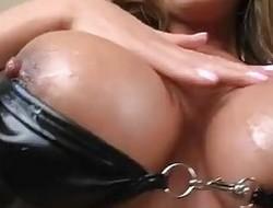 Kianna Dior - POV Slippery Oil Tittyfuck