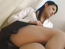 Harenchi No Brassiere Katei Kyoshi - Scene 1