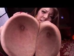 TOP 5 Asian Large Boobs Pornstar