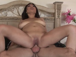 Mia Rider copulates a lot with hard cocked bang buddy before getting enough