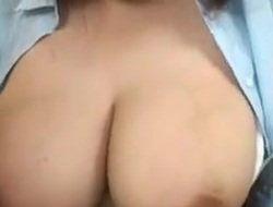 Wife s biggest lactating boobs 2
