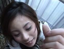 Natsumi Mitsu craves to devour this yummy cock