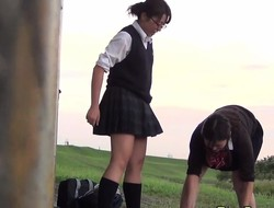 Japanese fetish legal age teenagers pee
