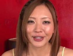 POV blowjob porn xxx with sexy Mio