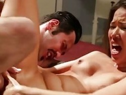 Wicked - Kalina Ryu gets a throat full of cum