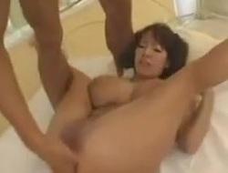 Early Hitomi Tanaka fucking hard.
